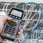 Data cabling testing London