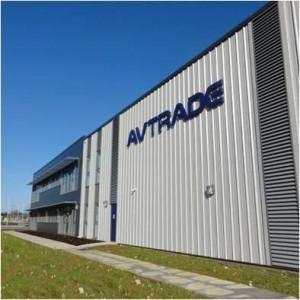 A V Trade building view