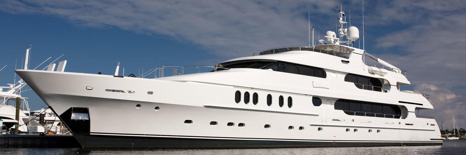Luxury Yacht AV installation