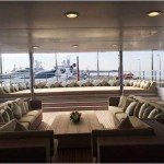 Wellesley Yacht (Anedigmi) Data Cabling and refurbish -deck area