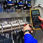Electrical fixed testing