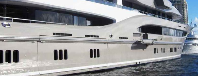 Cabling for Luxury Yachts - Technology for Super Yachts