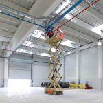 Warehouse Data Cabling