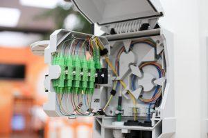 Passive Optical Network GPON Fibre Cable Repair London