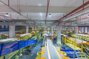 OM4 fiber for warehouses