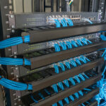 Structured Cabling System Components Cabinet