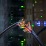 What is copper backbone cabling