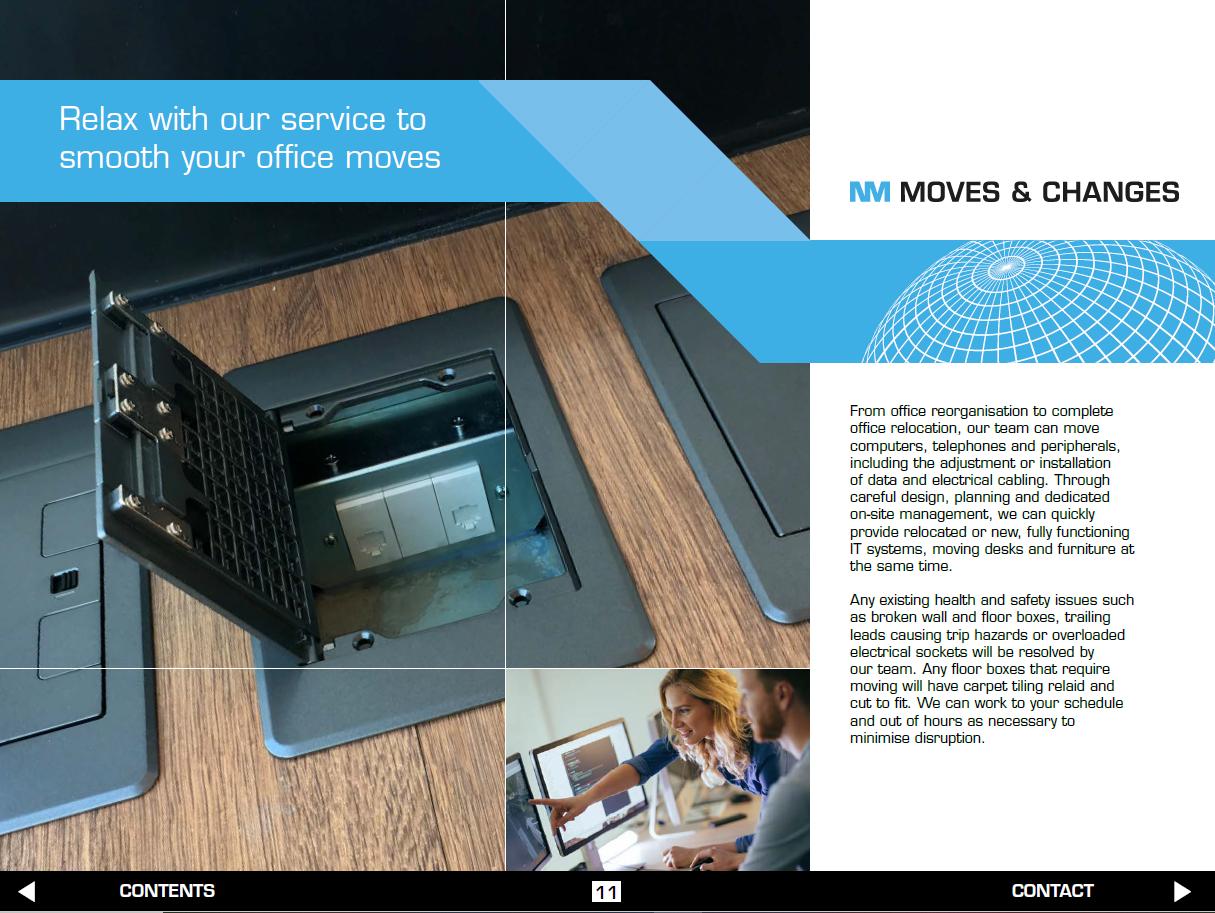 Cat6 Cable Brochure